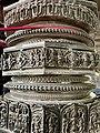 12th century Thousand Pillar temple, Hanumkonda, Telangana, India - 22.jpg