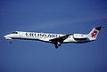 135ax - Crossair Embraer RJ145LU; HB-JAC@ZRH;30.06.2001 (5256702155).jpg