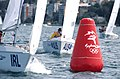 141100 - Sailing Australia 3 person keelboat action 8 - 3b - 2000 Sydney race photo.jpg