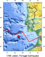 1755 Lisbon Earthquake Location.png