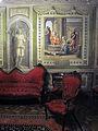 180 Casa Alegre de Sagrera (Terrassa), sala de Salomó, antic dormitori.JPG