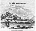 1847-07-11, Semanario Pintoresco Español, La ciudad de Tuy.jpg