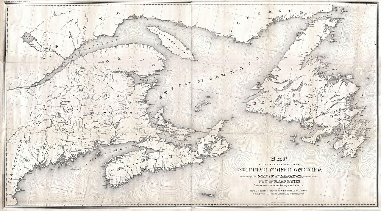 The Maritime Provinces