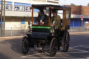 Delahaye - 1899 built vehicle in 2006