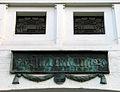 1919 Paul von Hindenburg 1930 Bristoler Straße 6 Ecke Ludwig-Barney-Straße Hannover-Zoo Hindenburg-Villa Erinnerungstafel Hindenburgviertel Fritz-Behrens-Stiftung.jpg
