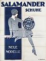 1928 circa Kurt Libesny Plakat Salamander Schuhe Salamander AG, Stuttgart-Kornwestheim, Druckerei F. Adametz, Wien.jpg