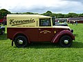 1941 Morris Z Type 2 (GGY 110) panel van, 2012 HCVS Tyne-Tees Run (2).jpg