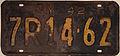 1942 New York license plate.JPG