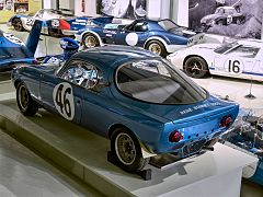 1962 René Bonnet Djet, Renault Gordini 4cyl 2ACT 996cc 90hp 210kmh photo 1.jpg