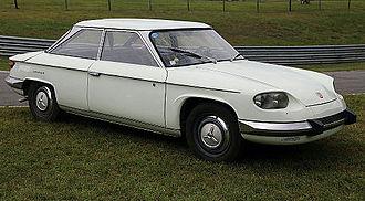 Panhard 24 - 1967 Panhard 24BT, the long wheelbase version