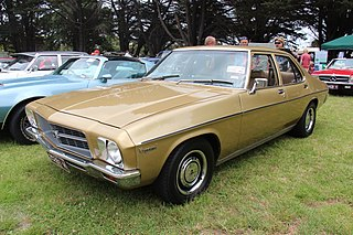 Holden HQ Motor vehicle