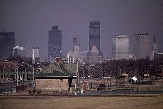 Keystone Building - Image: 1973 Boston 3953575438
