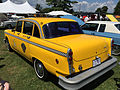 1976 Checker A-11 Taxi at 2015 Macungie show 2of4.jpg