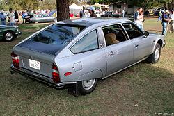Citroën CX - Wikipedia, den frie encyklopædi