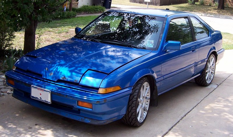 Acura 3.0 CL fabricat in 1997,gold package
