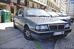Lancia Thema po liftingu