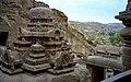 1996 -211-5A (Dec95) Aurangabad Ellora Caves (2233380213).jpg