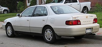Toyota Camry (XV10) - 1995–1996 Toyota Camry sedan (US)