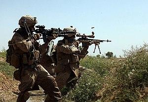 1st Reconnaissance Battalion -  1st Recon Battalion in Afghanistan.