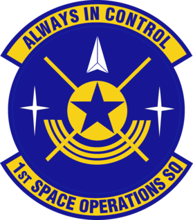 1st Space Operations Squadron Military unit