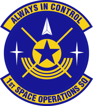 1st Space Operations Squadron - Image: 1st Space Operations Squadron