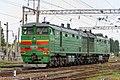 2ТЭ10М-2731, Russia, Dagestan, Makhachkala-I-Sorting station (Trainpix 211322).jpg