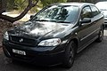 2001 Holden Astra (TS) City 3-door hatchback (2009-01-07) 01.jpg