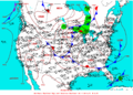 2003-05-30 Surface Weather Map NOAA.png