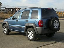 jeep liberty kj wikipedia. Black Bedroom Furniture Sets. Home Design Ideas