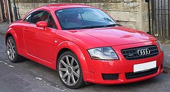 2005 Audi TT Quattro 3.2 Front