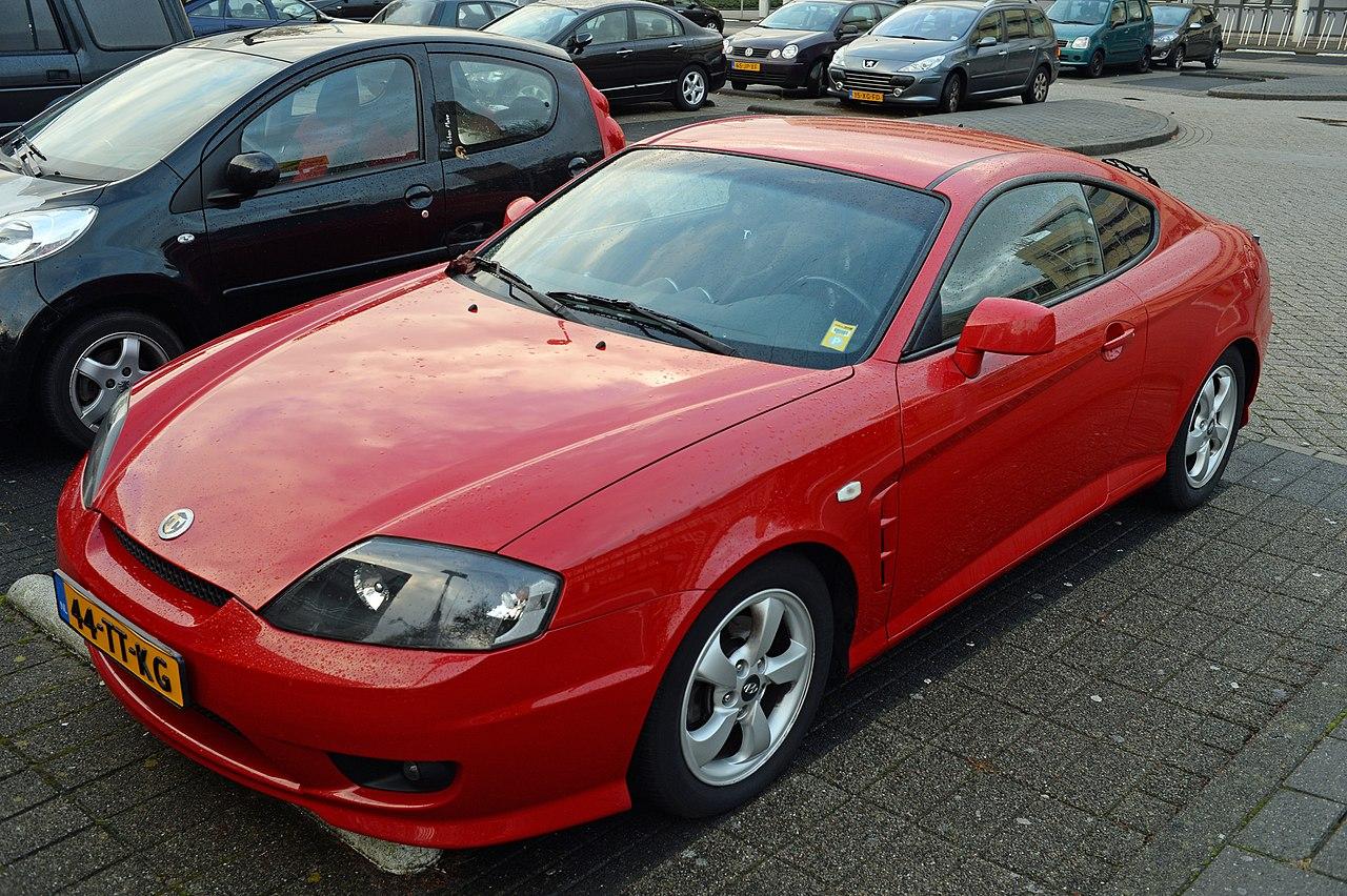 2005 Hyundai Tiburon Coupe Specs Wroc Awski Informator