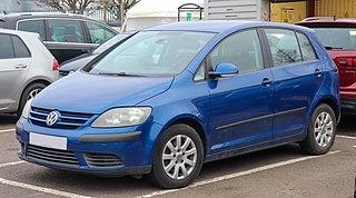 Volkswagen Golf Plus Motor vehicle