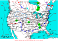 2006-05-05 Surface Weather Map NOAA.png