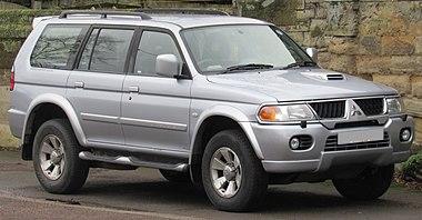 Mitsubishi Pajero Sport - Wikiwand