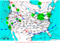 2007-02-27 Surface Weather Map NOAA.png
