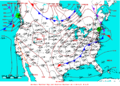 2007-06-09 Surface Weather Map NOAA.png