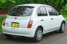 Nissan Micra Wikipedia