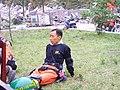 2008년 중앙119구조단 중국 쓰촨성 대지진 국제 출동(四川省 大地震, 사천성 대지진) SSL27317.JPG