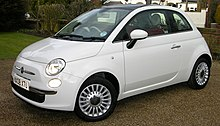 2008 Fiat 500 1.4 Lounge by The Car Spy.jpg