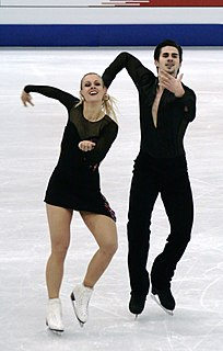 Zachary Donohue American ice dancer