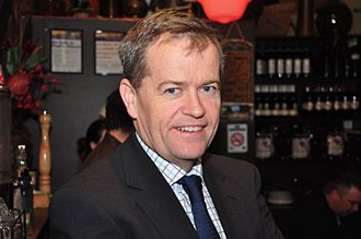 Bill Shorten - Shorten in August 2010.