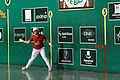 2013 Basque Pelota World Cup - Paleta Cuero - France vs Spain 02.jpg