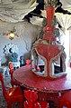 2013 Bruno Weber Skulpturenpark-Führung - Villa - Innenansicht 2013-08-02 12-46-20.JPG