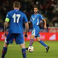 2014-05-30 Austria - Iceland football match, Helgi Daníelsson 0990.jpg