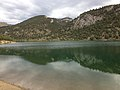2014-08-11 17 32 19 View across Cave Lake in Cave Lake State Park.JPG