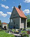2014 Jaszkowa Dolna, kaplica cmentarna 07.JPG
