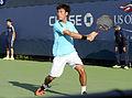 2014 US Open (Tennis) - Qualifying Rounds - Yuichi Sugita (15030458641).jpg