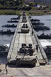 2015.9.22 육군 제11기계화보병사단 북한강 도하작전 Rivercrossing Operations, Republic of Korea Army The 11th Mechanized Infantry Division (22779237202).jpg