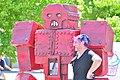 2015 Fremont Solstice parade - Transformer 04 (19129701008).jpg