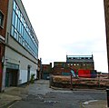 2015 London-Woolwich, Callis Yard development 04.JPG